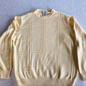 Geoffrey Beene Sweater,  size extra large